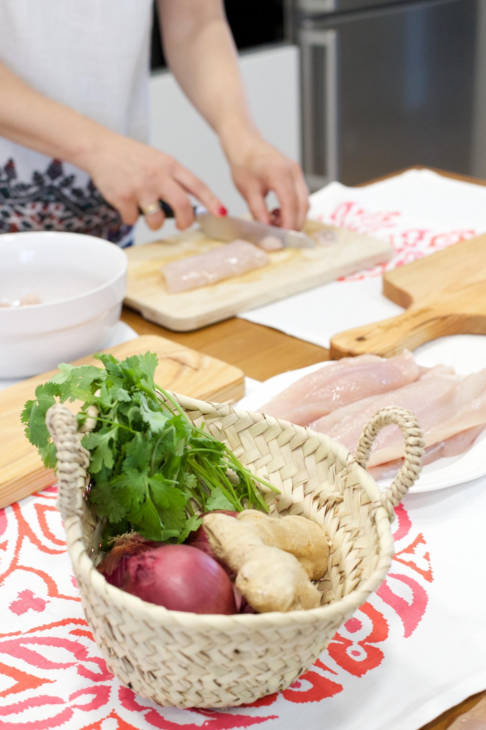 Ceviche. Hoy cocino con... Teresa Lobo Arregui