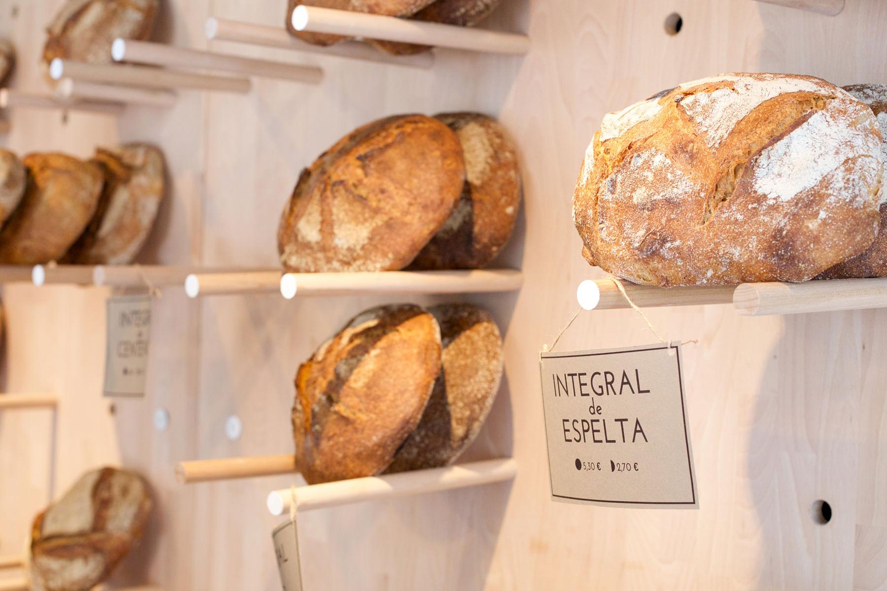 El mejor pan de mi barrio... y de todo Madrid